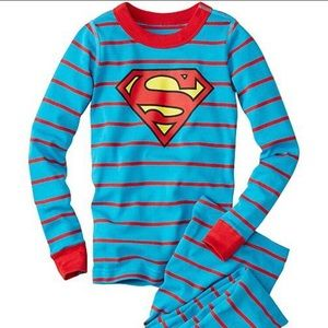 Hannah Anderson Superman pajamas